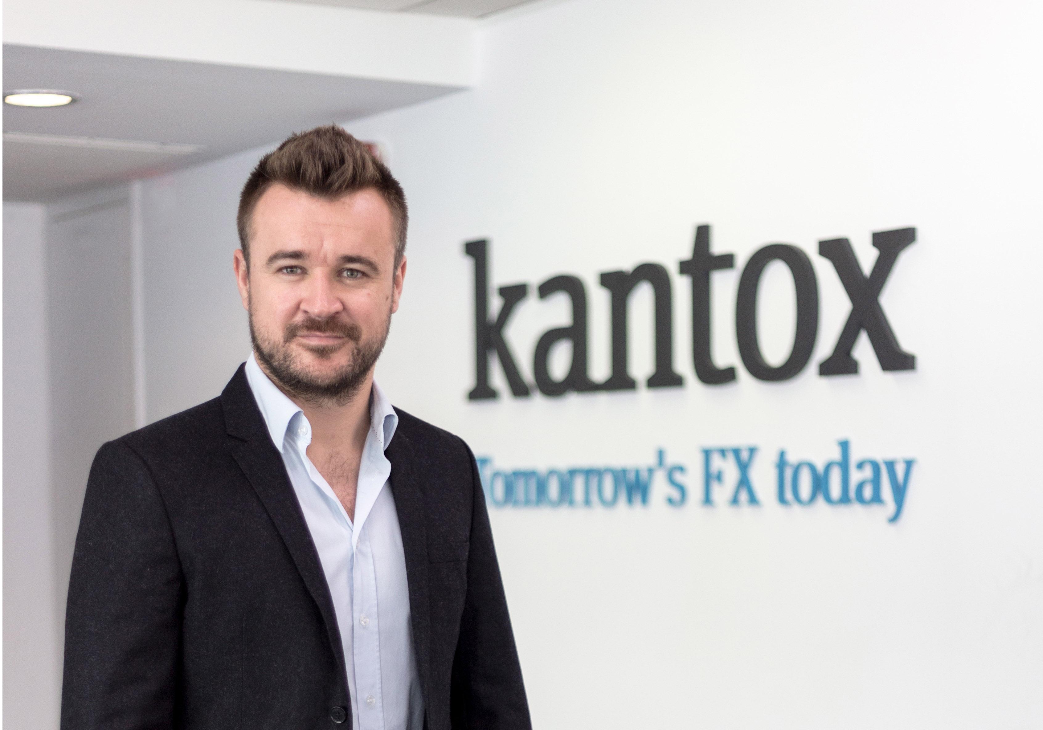 Philippe Gelis, CEO Kantox
