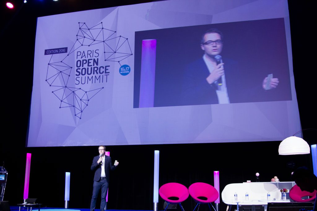 Paris Open Source Summit 2016