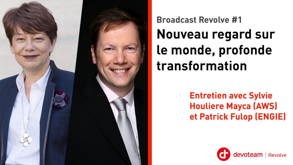 Broadcast by Revolve