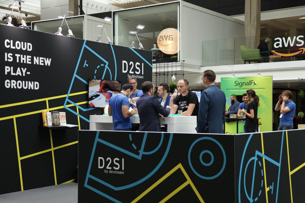 D2SI AWS Transformation Day
